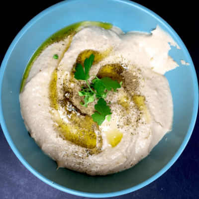 The best and only hummus recipe you will ever need. Rich, creamy, with plenty of wonderful tahini.