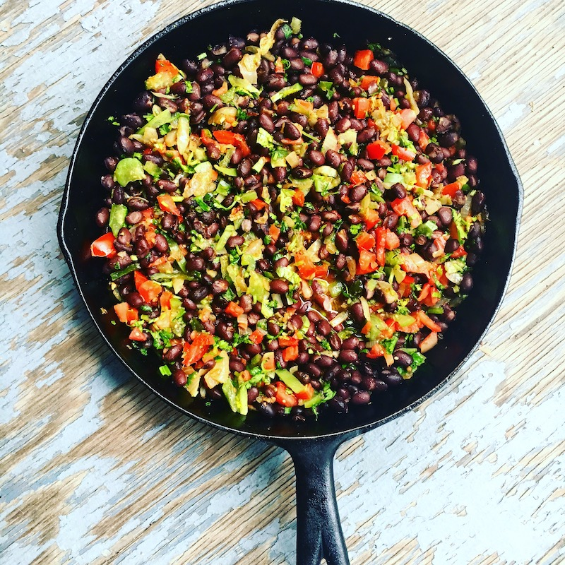 Black Beans & Brown Rice: Perfect Meal and a Complete Protein