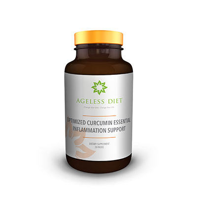 Heal inflammation with our essential and powerful curcumin supplement