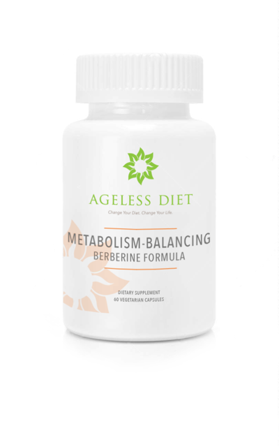 Metabolism Balancing Berberine energizes and supports healthier blood sugar.