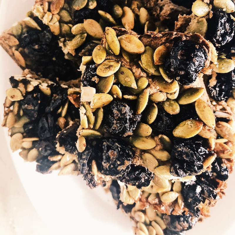 how to make dried salted pumpkin seeds