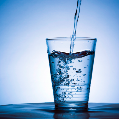 hydration is critical for good health, water is key to life