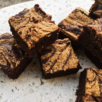 Recipe for our favorite Ageless, Delicious (and Healthy) Chocolate Brownies