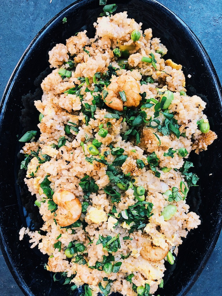 Shrimp Fried Rice is a delicious, easy recipe, and great weeknight meal.